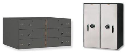 NJ ATM vendor, Images of lock boxes